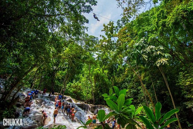 Chukka's Dunn's River Climb And Zipline Over The Falls (From Ocho Rios) photo 7