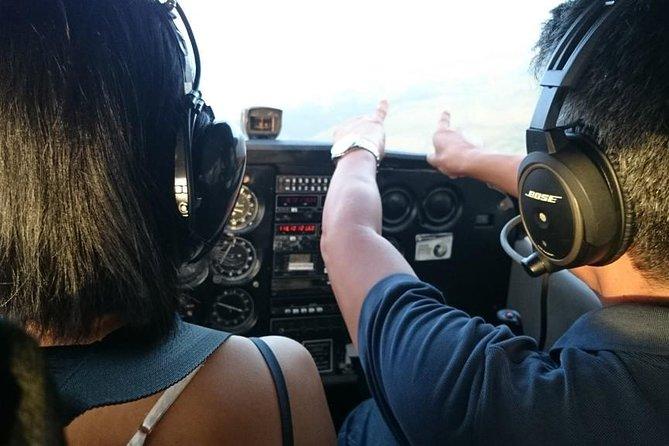 introductory flight E1: 13 min