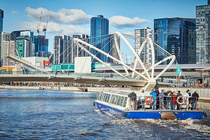 Port of Melbourne and Docklands Sightseeing Cruise photo 1