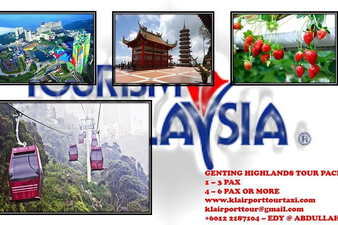 Genting Highlands Day Tour photo 1