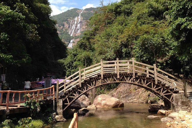 Private Day Tour to Baishui Village Mount from Guangzhou