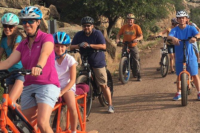 2 Hour E bike Ride at The Peavine Trail (Popular)