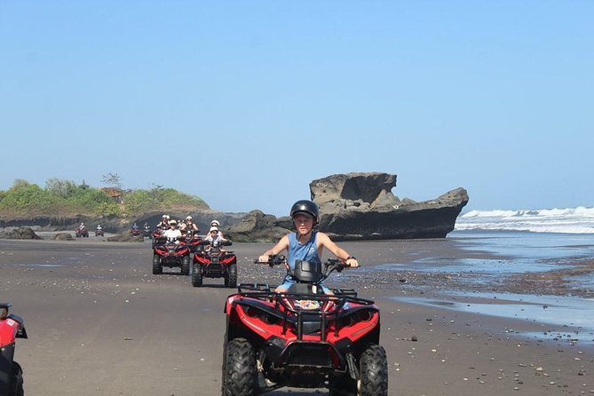 Bali ATV Ride In The beach