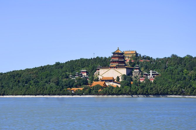 Private tour: Deep day tour of The Summer Palace