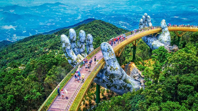 Explore Golden Bridge-Ba Na Full Day With Lunch From Hoi An