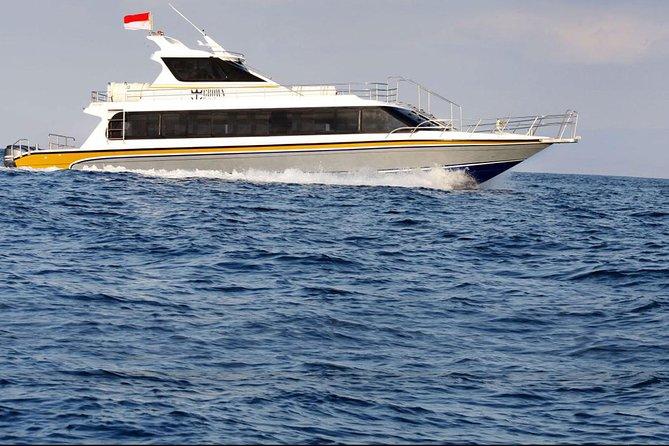 Nusa Penida Fast boat