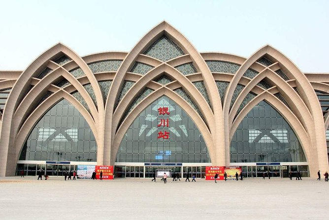 Yinchuan Railway Station Private Transfer to City Hotels