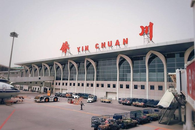 Yinchuan Railway Station Private Transfer from City Hotels
