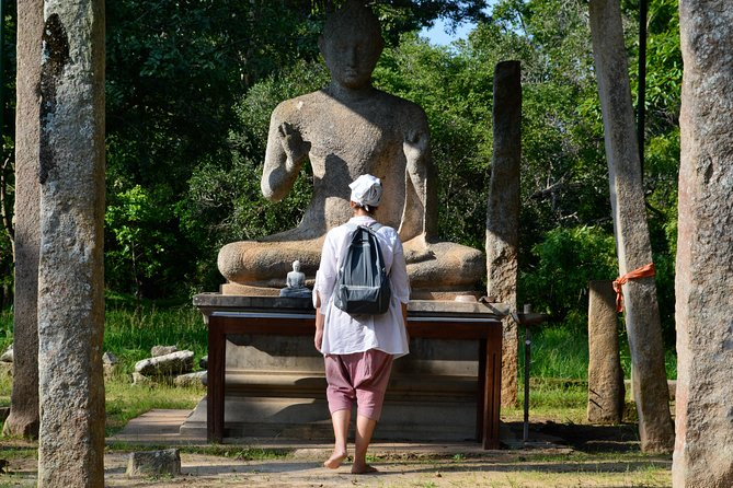 Spiritual Experience in Anuradhapura