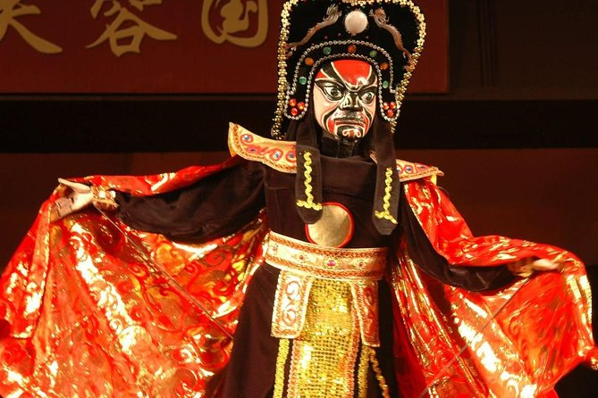 Skip the Line: Sichuan Opera Ticket and FACES CHANGING