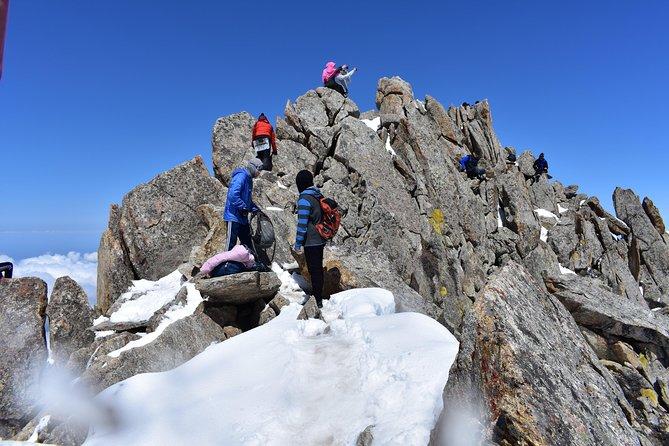 Group Hiking tour in Big Almaty Peak