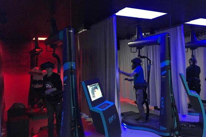 20-minute Virtual Reality Experience Padawan