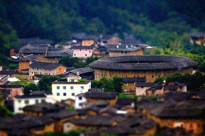 Yongding Hakka Tulou Village Private Day Trip from Xiamen with Lunch