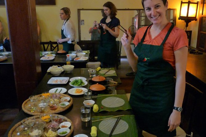 Eco Cooking Class And Basket Boat Riding (Hoi An)