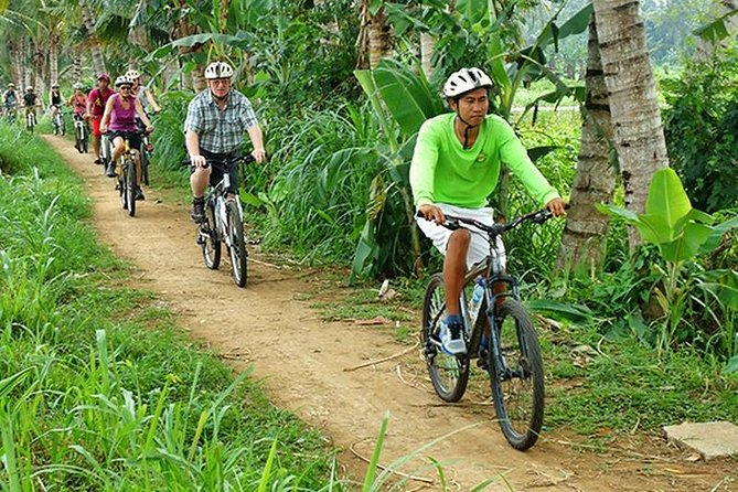 Bali Cycling and Ubud Full Day Tour