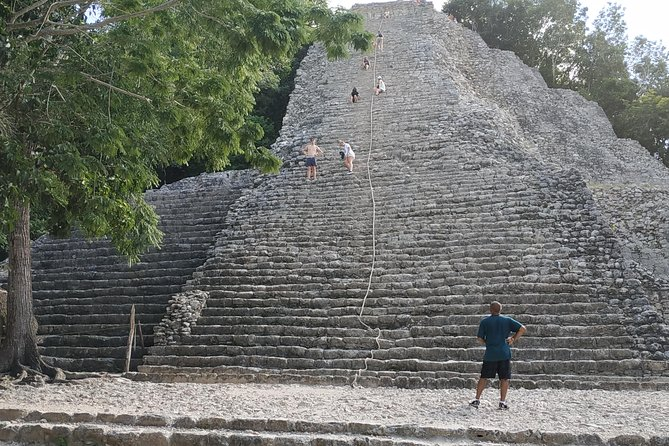 Exotic Day Tour: Coba & Punta Laguna from Tulum - Small Group - All Inclusive