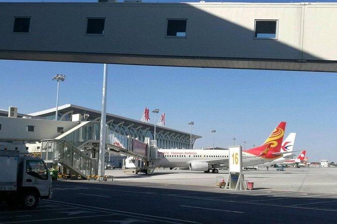 Private Yinchuan Hedong Airport Departure Transfer from City Hotels