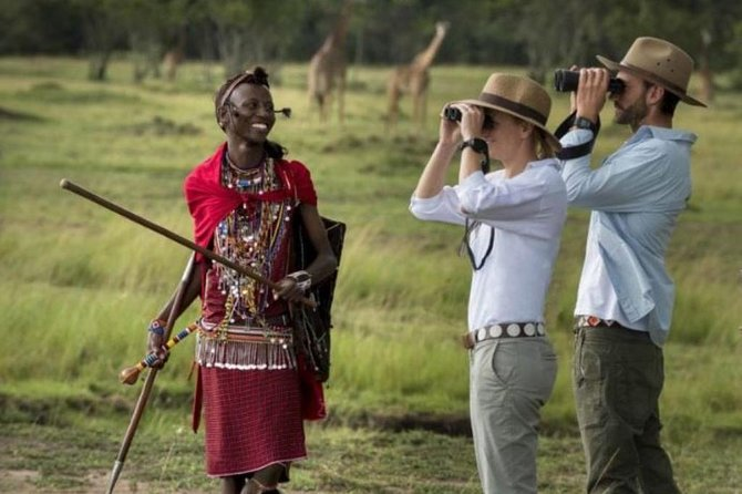 5 Days Kenya Masai Mara and Lake Nakuru Private Tour