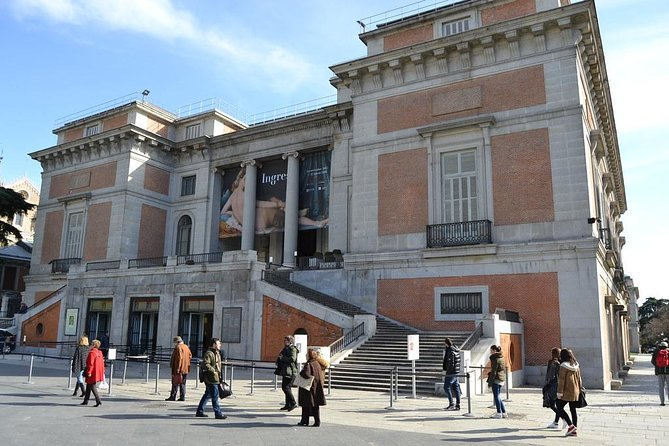 Madrid Guided Private Tour: Prado, Thyssen-Bornemisza or Reina Sofia Museum