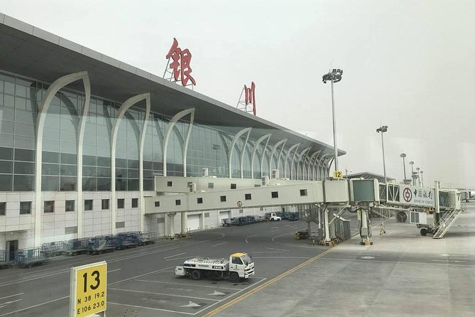 Private Yinchuan Hedong Airport Arrival Transfer to City Hotels