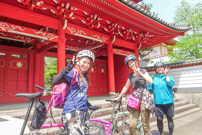 Mima Temple-Town Brompton Bicycle Tour photo 1
