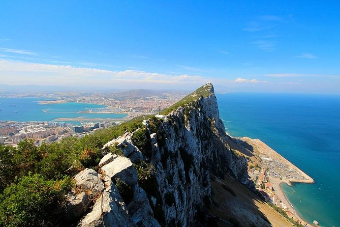 Private Full Day Tour of Gibraltar, Marbella and Puerto Banus from Malaga Hotel