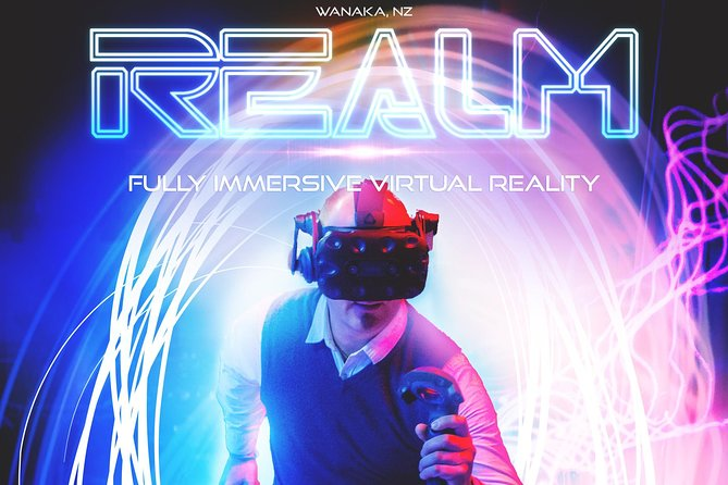 60-minute Virtual Reality Experience Enter the Matrix
