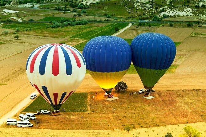Royal Balloon Flight Include Private Oasis of Cappadocia Tour