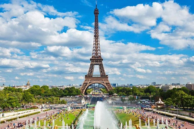 PARIS CITY NON-GUIDED TOUR