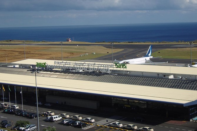 Azores - Transfer from Ponta Delgada to Airport
