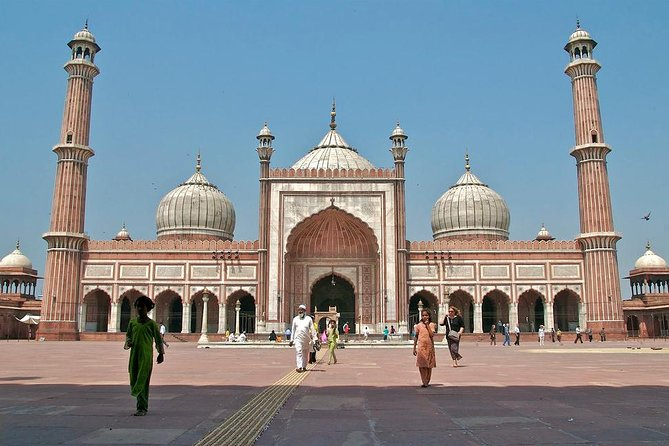 2 night, 3 day excursion to New Delhi and visiting Agra