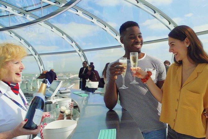 British Airways i360 Viewing Tower - Flight + Nyetimber sparkling wine