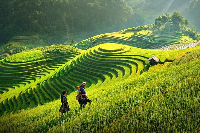 Sapa Unique Adventure from Hanoi 3-Day