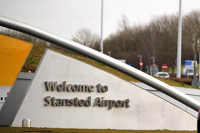 Southampton Port to Stansted Airport