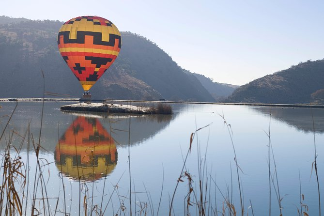 Hot Air Balloon Safari Flight