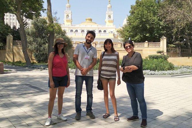 Intro to Baku: Signature Baku Welcoming Tour