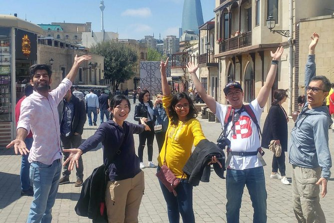 Intro to Baku: Signature Baku Welcoming Tour