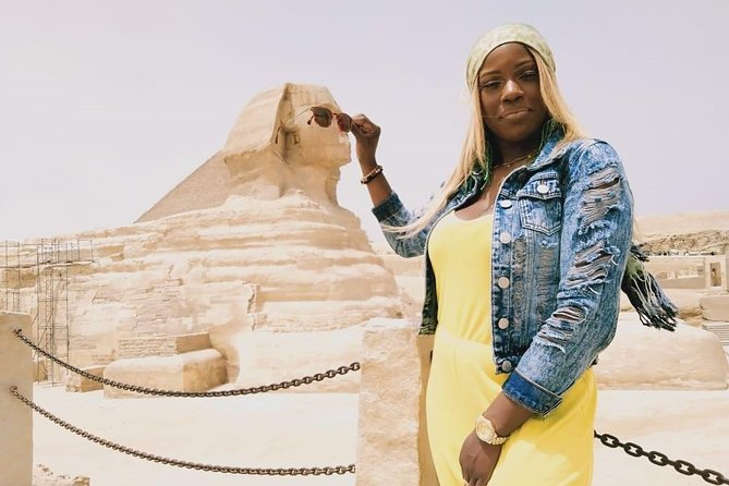 Giza pyramids ,sphinx & old Cairo from Cairo Giza hotel with expert guide photo 1