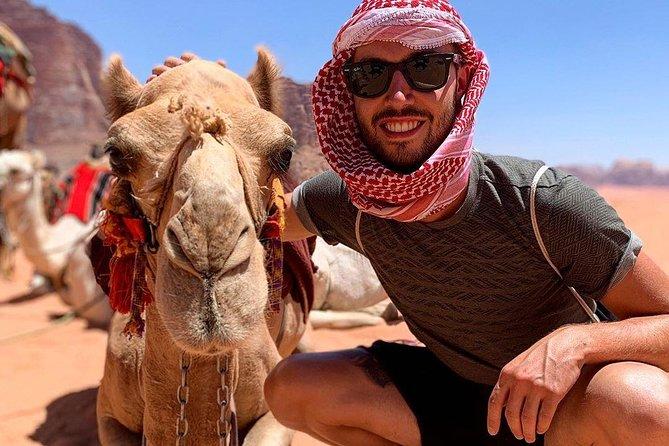 3 Days Wadi Rum Jebel Burdah Tour