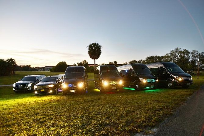 Miami Tour things to do Party Bus Luxury Sprinter Limos #dreamridlellc