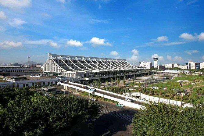 Xiamen Railway Station Private Transfer to Gaoqi Airport