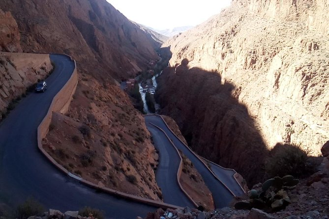 Journey to Dades Gorge & Todgha Gorge from ouarzazate