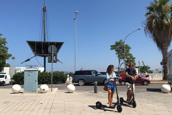 Palermo e-scooter Tour