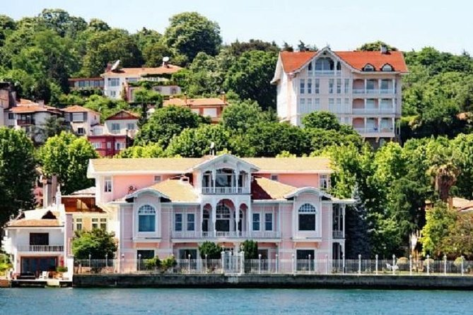 DOLMABAHCE PALACE - CABLE CAR - BOSPHORUS ON BOAT TOUR (Full Day)