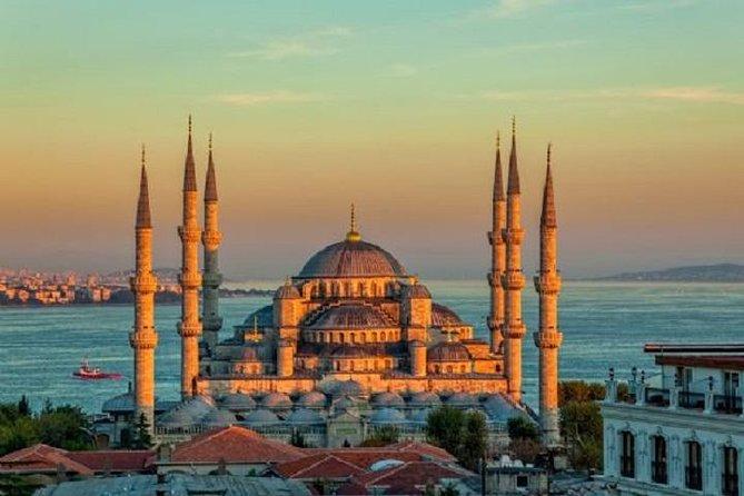 Istanbul Morning Tour Of Hagiasophia