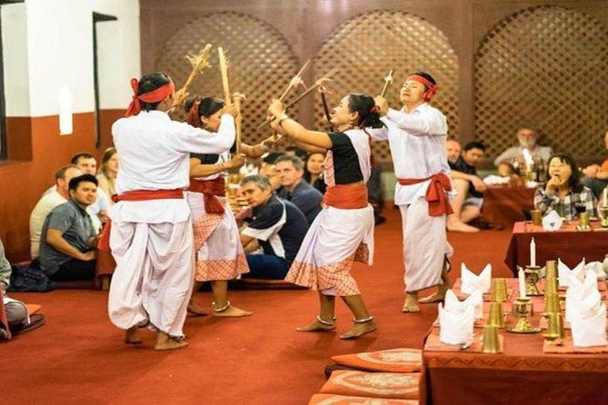 Dinner with Cultural Show Kathmandu