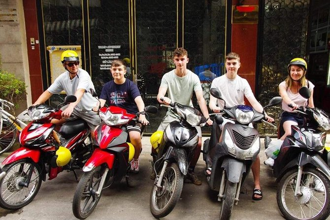 The Sight Seeing Tour By Motorcycle