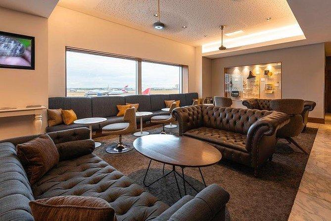 Heathrow Airport Lounge - No1 Lounge, Terminal 3