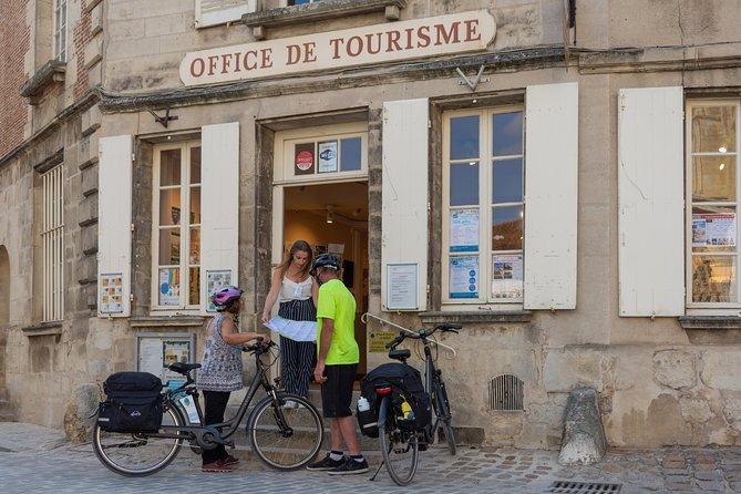 Senlis by bike