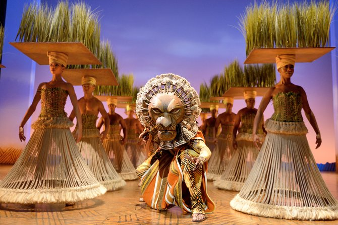The Lion King Theater Show photo 6